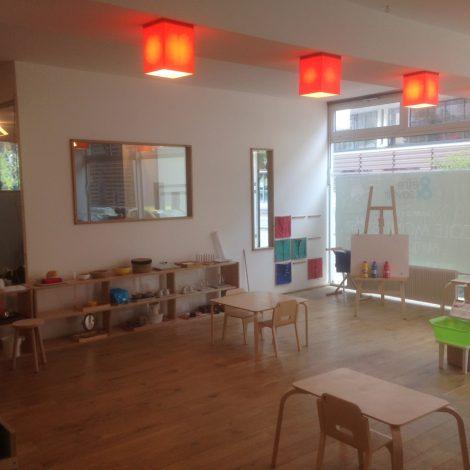 Une école Montessori co-gérée par des parents ouvre ses portes à Paris 12