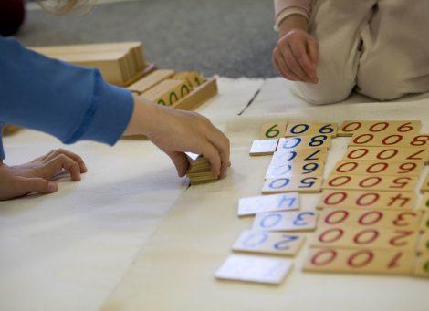Cherche éducatrice / éducateur Montessori 6-12 temps plein ou partiel