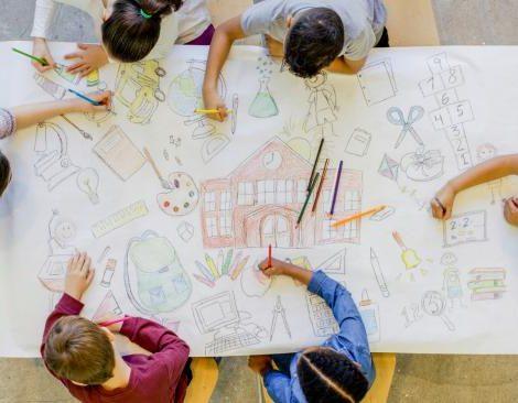 Rencontre de porteurs de projet d'école 4 novembre
