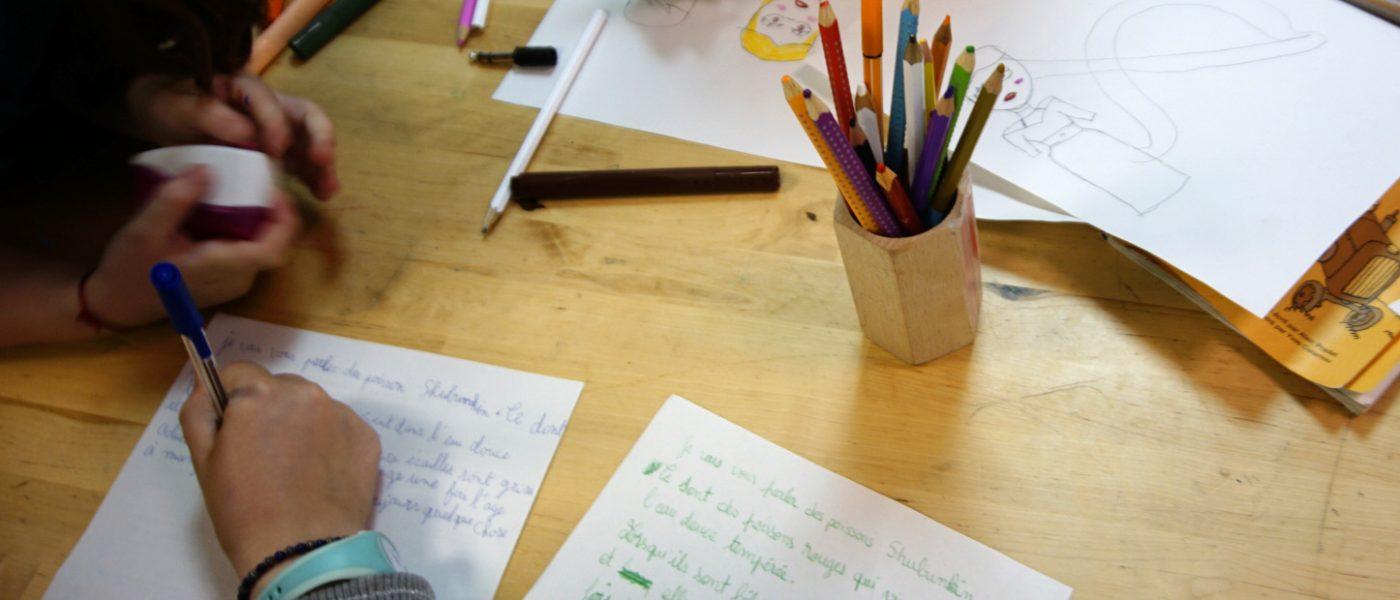Projet pédagogique 6-12 ans