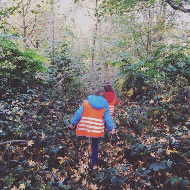Etre & Savoir, des enfants à l'école de la nature