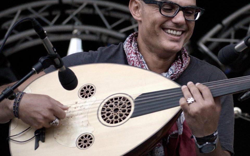 Concert de Ihab Radwan (08/02/19)